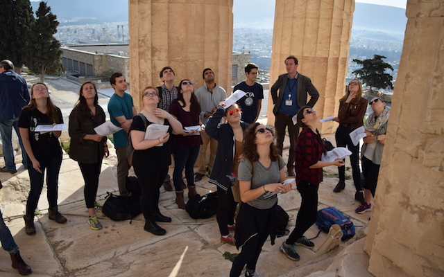 In Greece, knowledge comes alive…