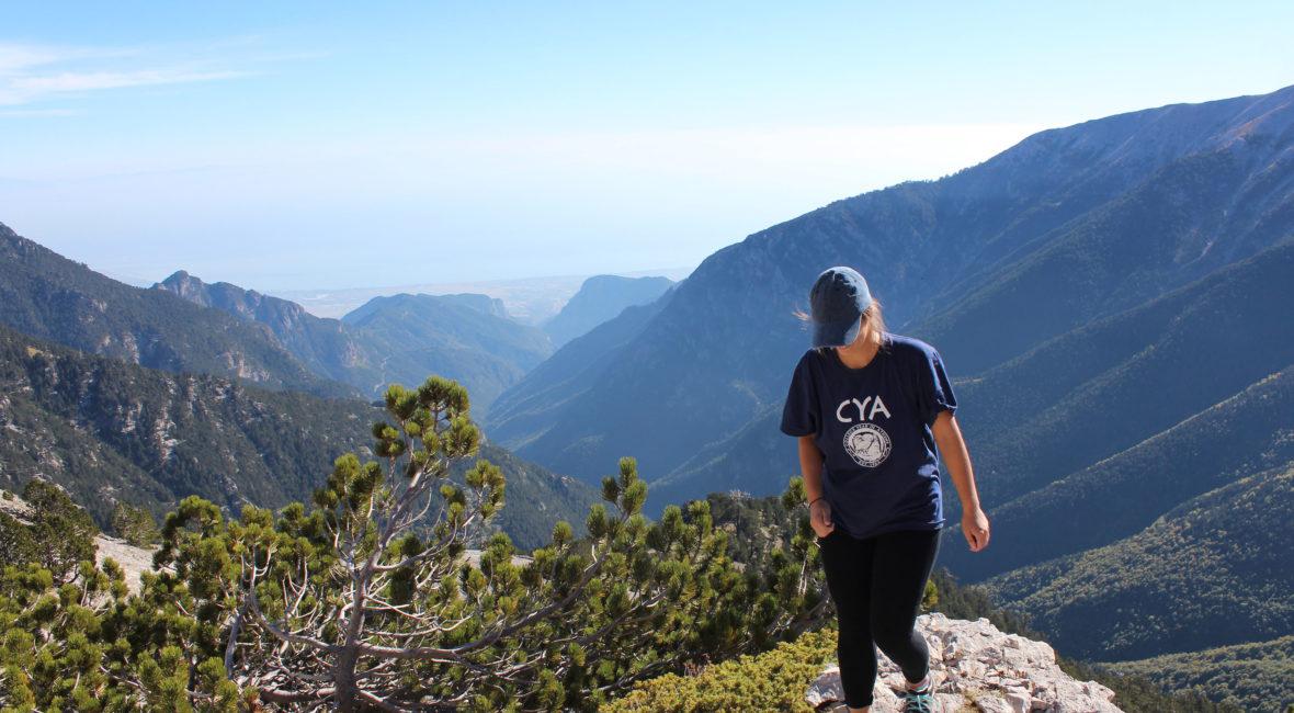 Maddi Brenner Mt. Olympus