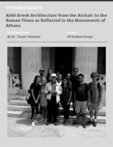 A366 -Tassos Tanoulas Student essays Booklet CYA