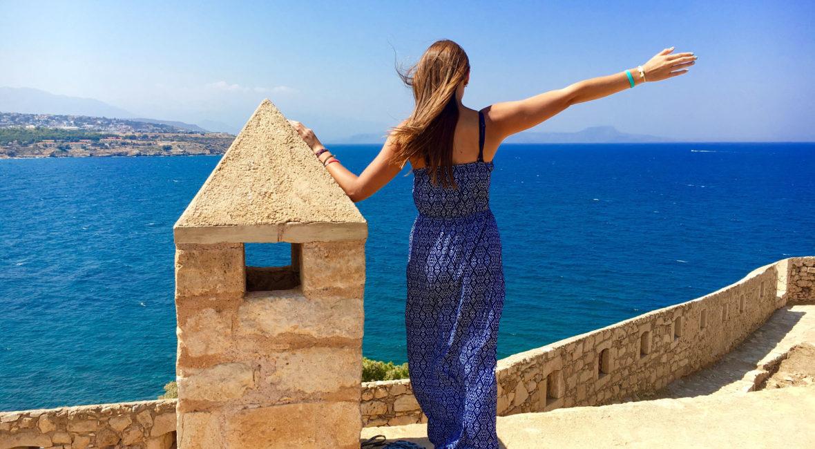Crete fort