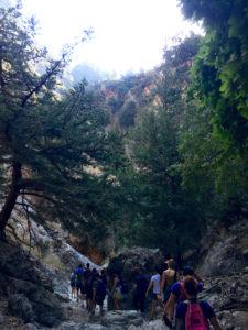 Imbros Gorge Crete