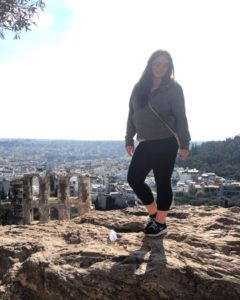 Athenian lookout