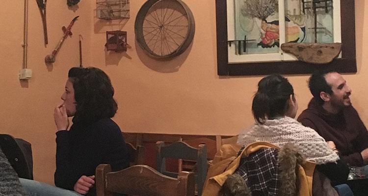 cyathens cyablog kafeneio women welcome