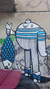 Piece by Dreyk the Pirate in Plaka
