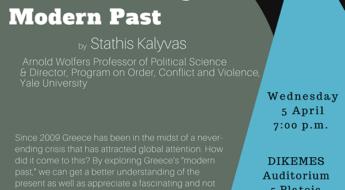 stathis kalyvas cya public lecture