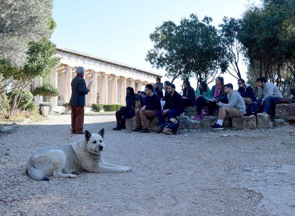A331 Aegean & Ancient Greek Art & Archaeology