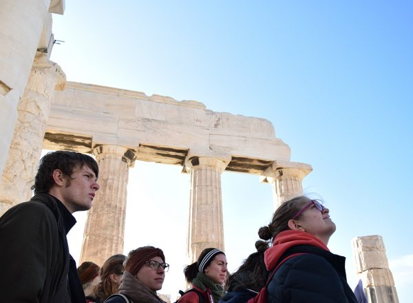 A361 The Topography and Monuments of Athens