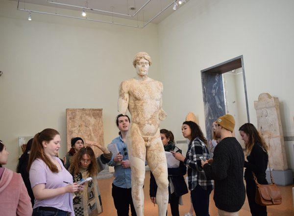 A362  Ancient Greek Sculpture