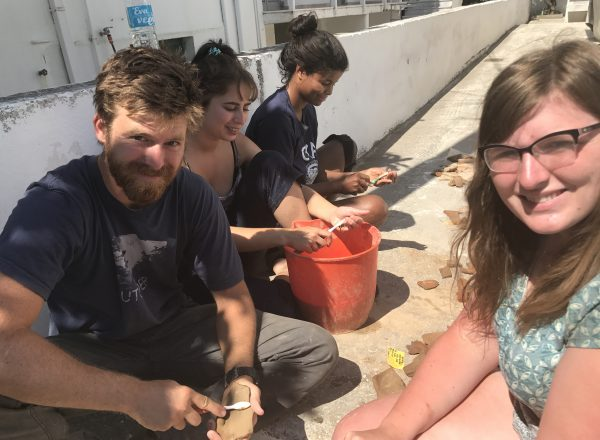 Excavating Despotiko Study Abroad in Greece Summer