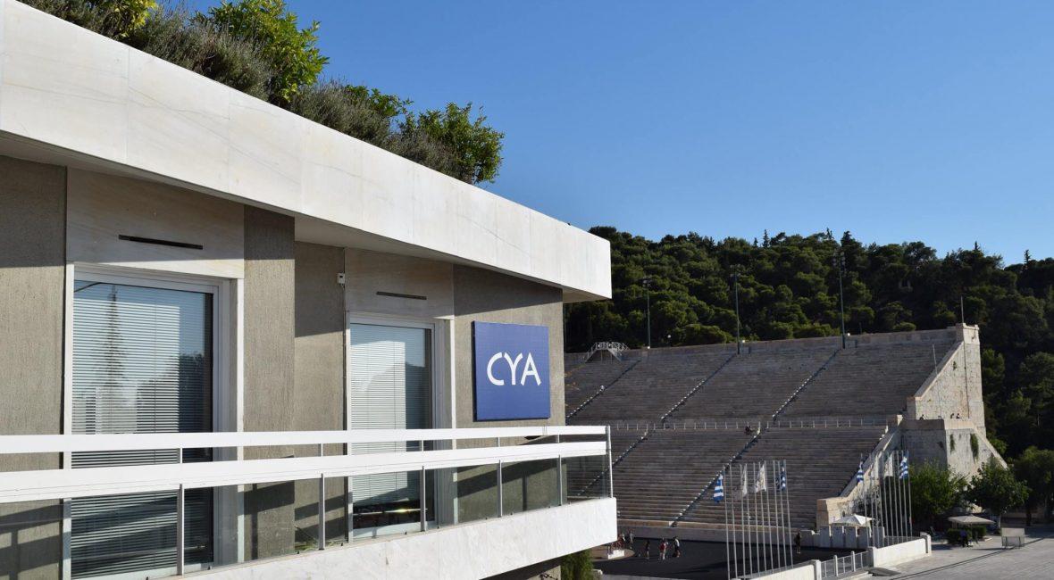 view of cya