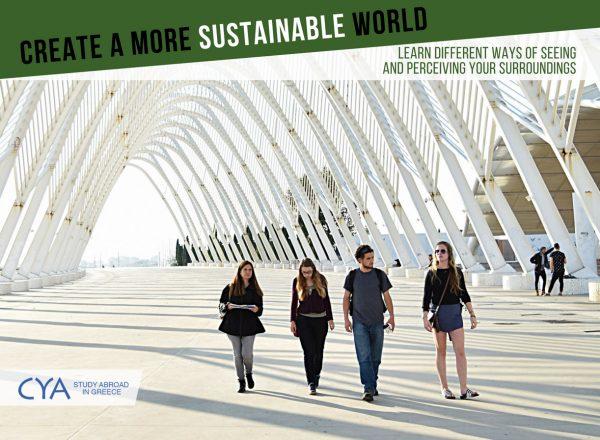 Environmental Urbanism & Sustainability at CYA