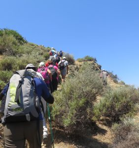 Hike Matala and Red Beach