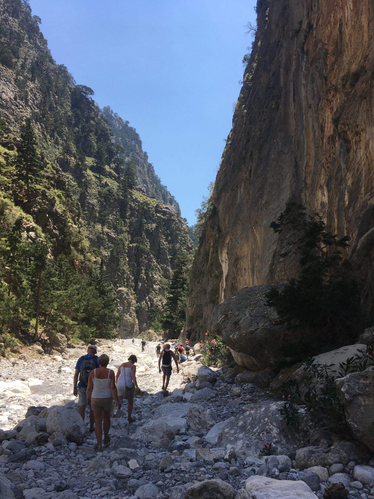 Samarias Gorge
