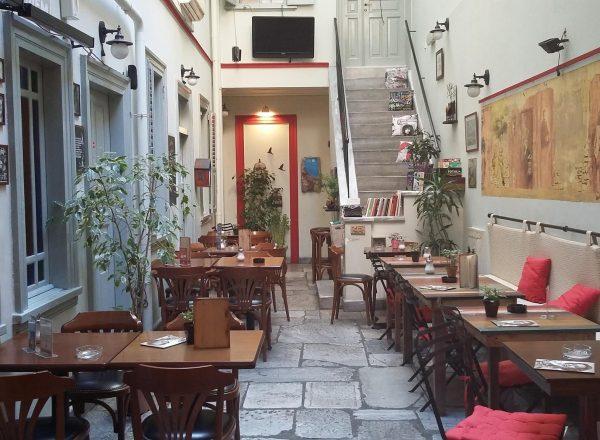 ROTA Address: 144 Solonos and E.Benaki Sts in Exarcheia Tel: 210-3801 033
