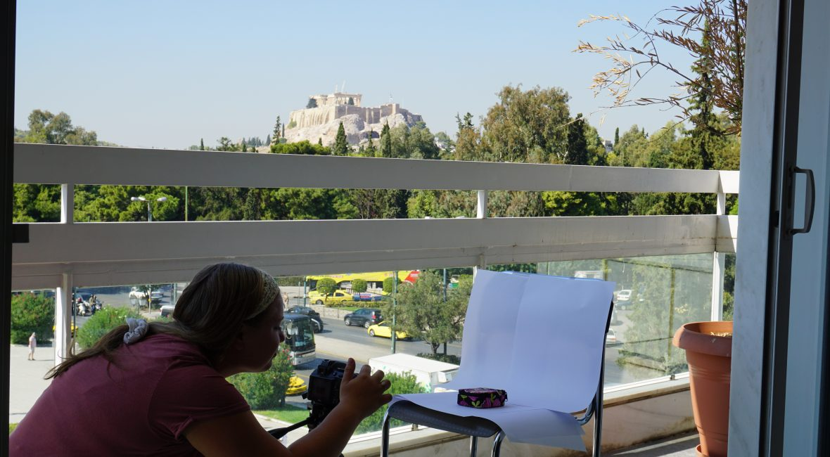 Digital Archaeology, College Year in Athens, CYA