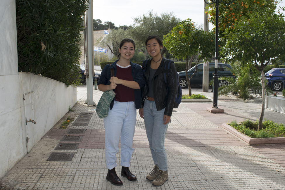 Caritas Hellas, College Year in Athens, CYA, Volunteering, Study Abroad