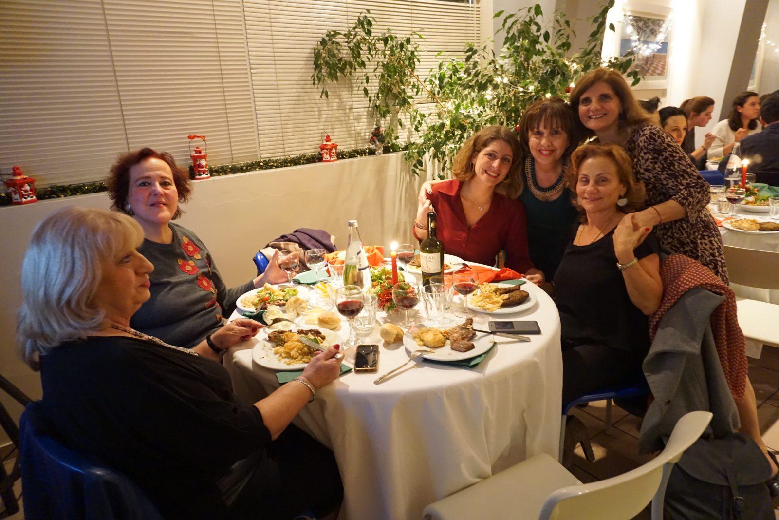 CYA fall '17 farewell dinner