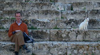 professor Pitt the Greek Stones Speak