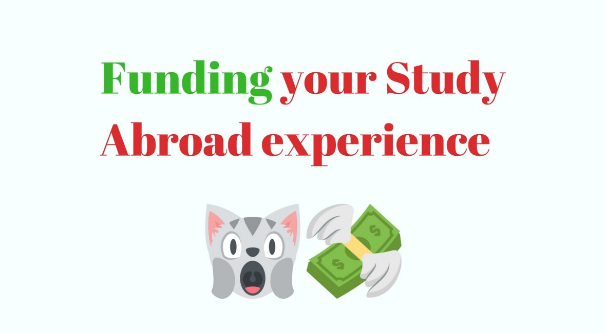 funding your study abroad experience CYA cyathens cyablog