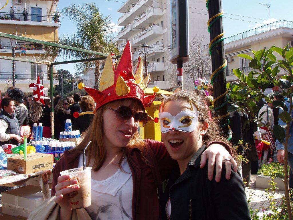 cyathens, cya students apokries athens, carnival
