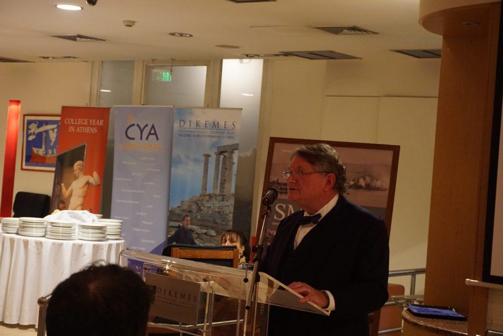 Chairman of the CYA Board of Trustees Mr. K. Chris. Todd Cyathens Cyablog