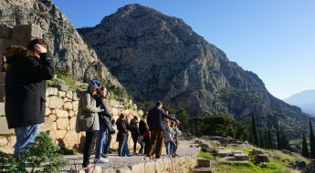 delphi cyathens cyablog field trip