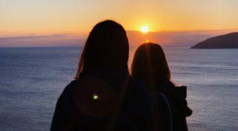 cyablog semester sunset cyathens