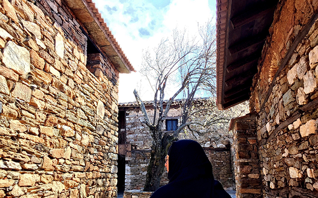A WEEKEND IN A MONASTERY