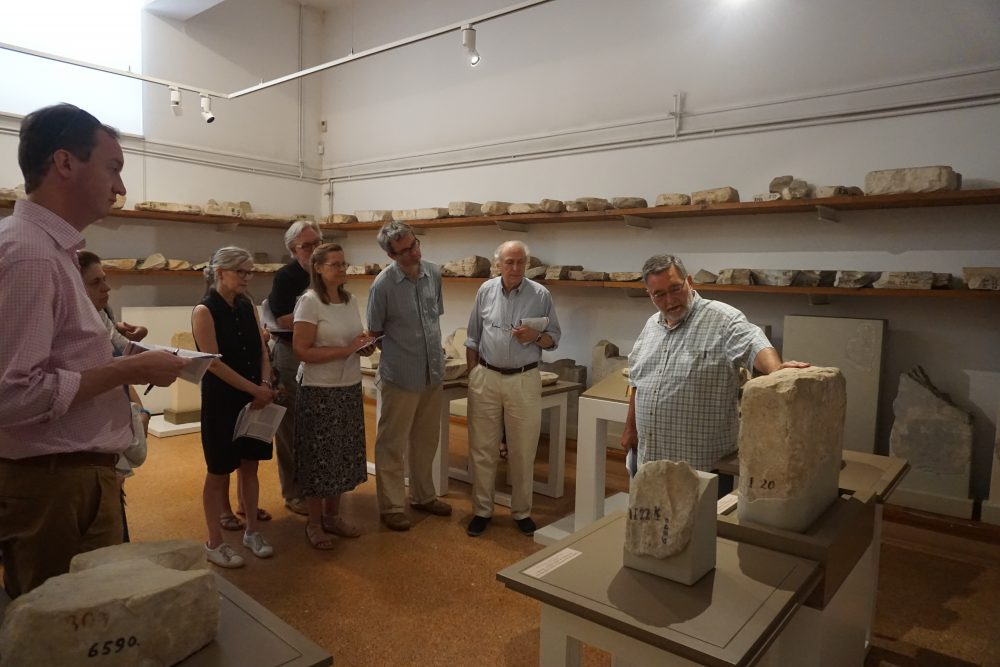 Epigraphic Museum of Athens, Athens, College Year in Athens, CYA, college year in athens, Thucydides, conference, archaeology
