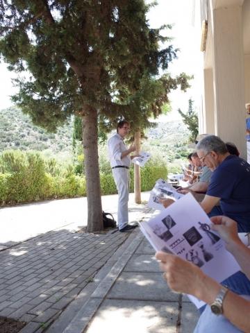 Sanctuary of Artemis, Brauron, archaeology, college year in athens, CYA, College Year in Athens, Thucydides, Athens, conference, excursion, Attica