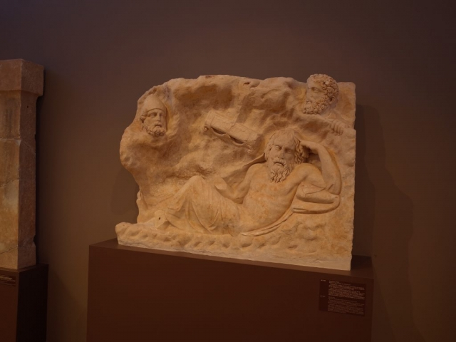 Archaeological Museum of Brauron, Archaeological Museum, Sanctuary of Artemis, Brauron, archaeology, college year in athens, CYA, College Year in Athens, Thucydides, Athens, conference, excursion, Attica