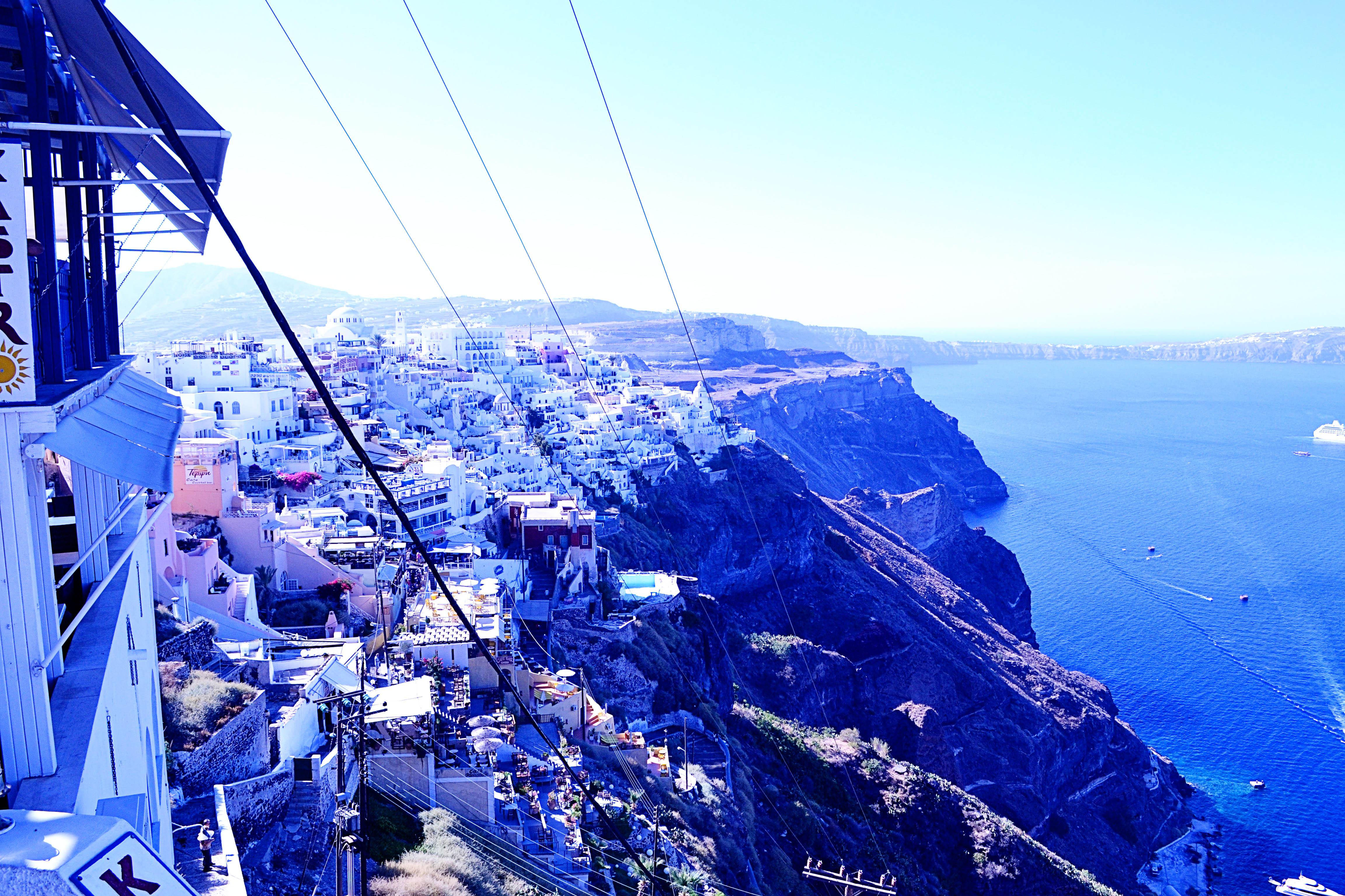 Santorini, CYA, College Year in Athens, Study Abroad, study abroad, study in greece, Study in Greece, Greece