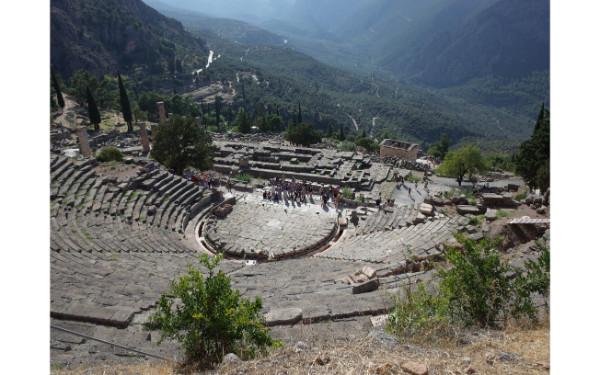 Delphi Archaelogical Site