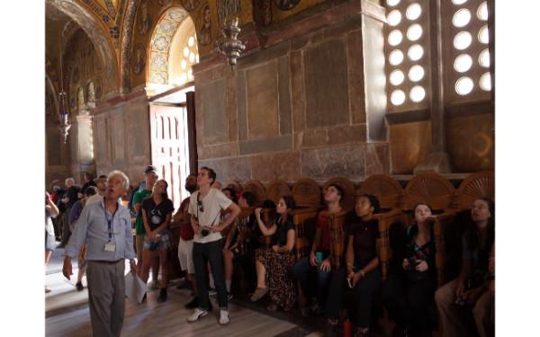 Osios Loukas Byzantine Monastery