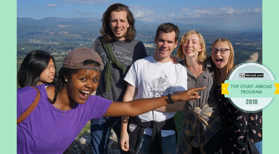 CYA Named Top Rated Study Abroad Program of 2018! - College