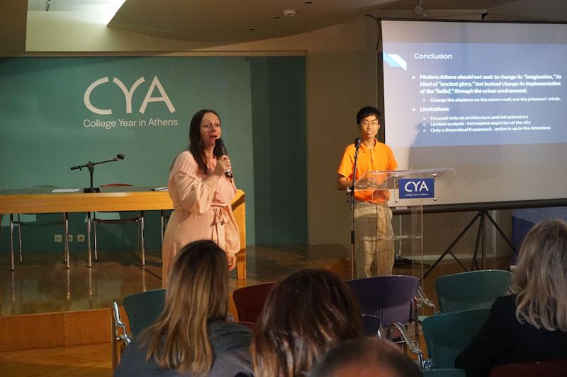 CYA Student Conference